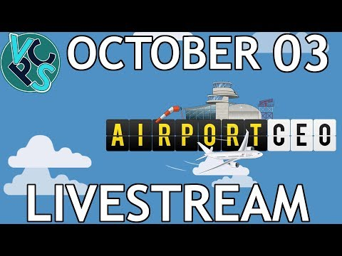 Airport CEO LIVE - Airport Management Tycoon Gameplay