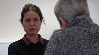 Interrogation Scene: Is She Guilty?