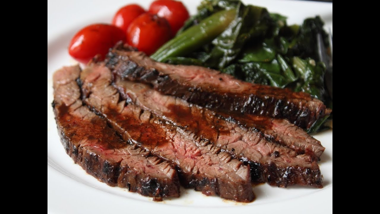 Grilled Miso-Glazed Skirt Steak - 4th of July Grilling Special ...
