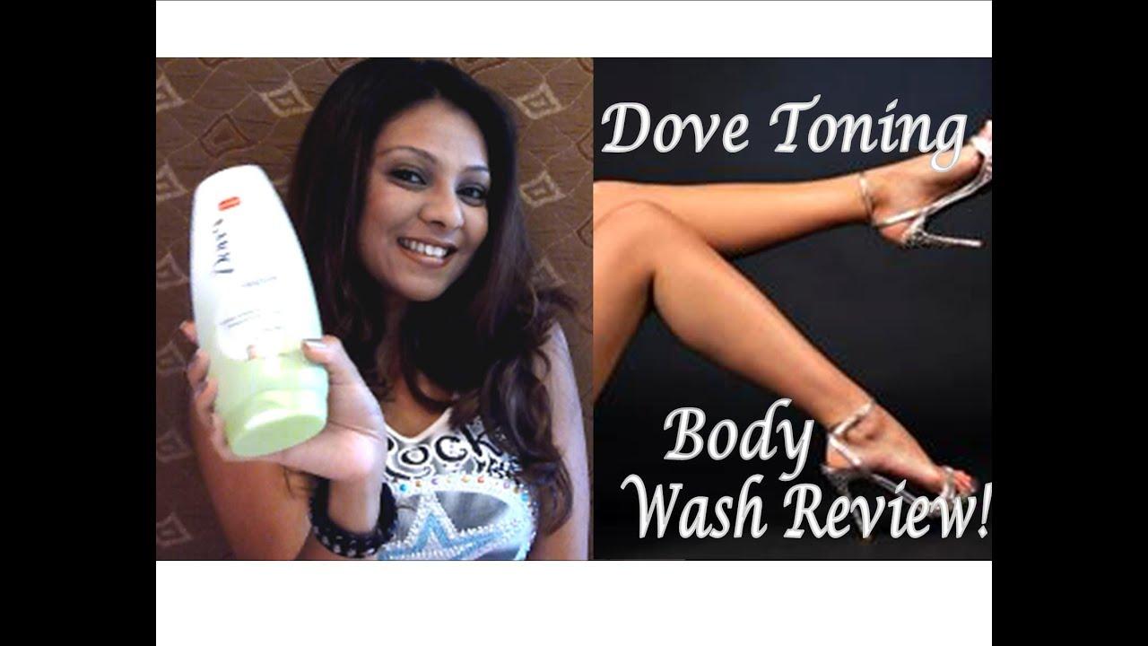 Body wash that evens skin tone