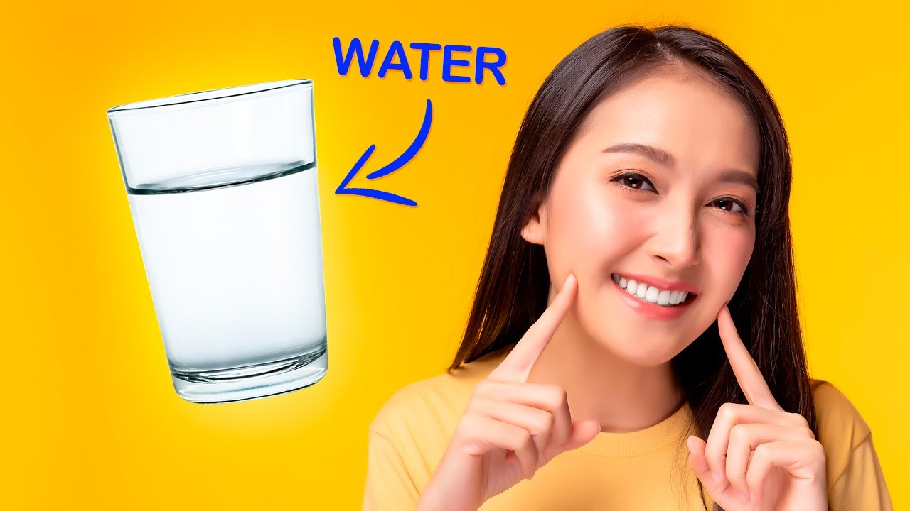 How Drinking Water Is Good for Your Teeth and Gums