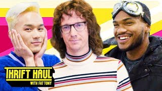Boy Band Outfits ft. Victor Pope Jr and Chris Fleming | Thrift Haul