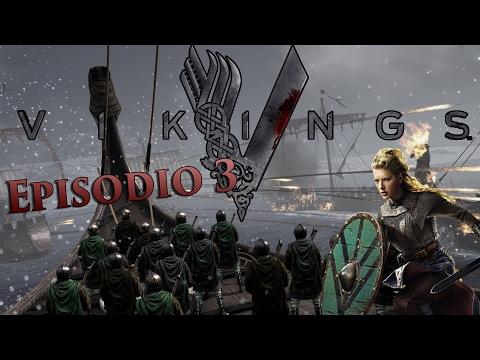 Total War Attila | Campaña con Vikingos - Episodio 3