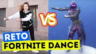 FORTNITE DANCE CHALLENGE IN PUBLIC ? THE BEST OF FORTNITE BAILES IN REAL LIFE ? Daniela Golubeva
