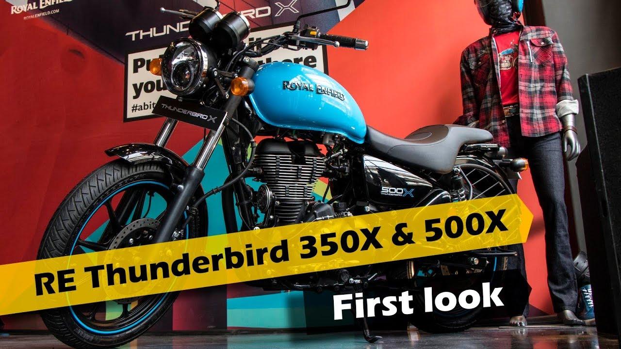 Royal Enfield Thunderbird 350X Price, Specs, Mileage, Top Speed