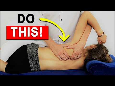 Back Massage Tutorial - How to Give a Back Massage - for Beginners