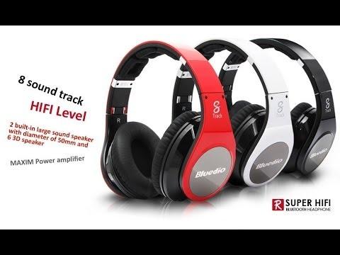 Full Review Of The Bluedio R Bluetooth Headphones Pt. 2