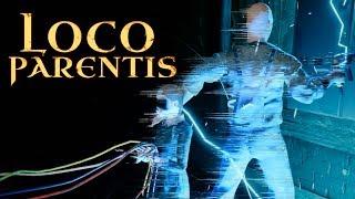 СОСЕД ЭЛЕКТРИК ХОЧЕТ НАС УБИТЬ! УЖАСЫ ПОДЪЕЗДА! - Loco Parentis #3