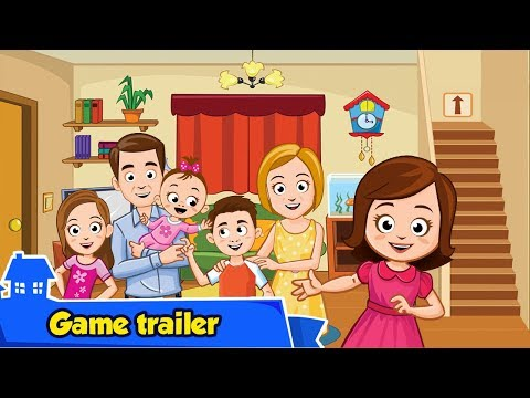 NEW! My Town : Home Update - Game Trailer - YouTube