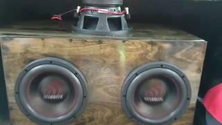 3) Massive Audio GTX's Doing A 143db In Scion xB