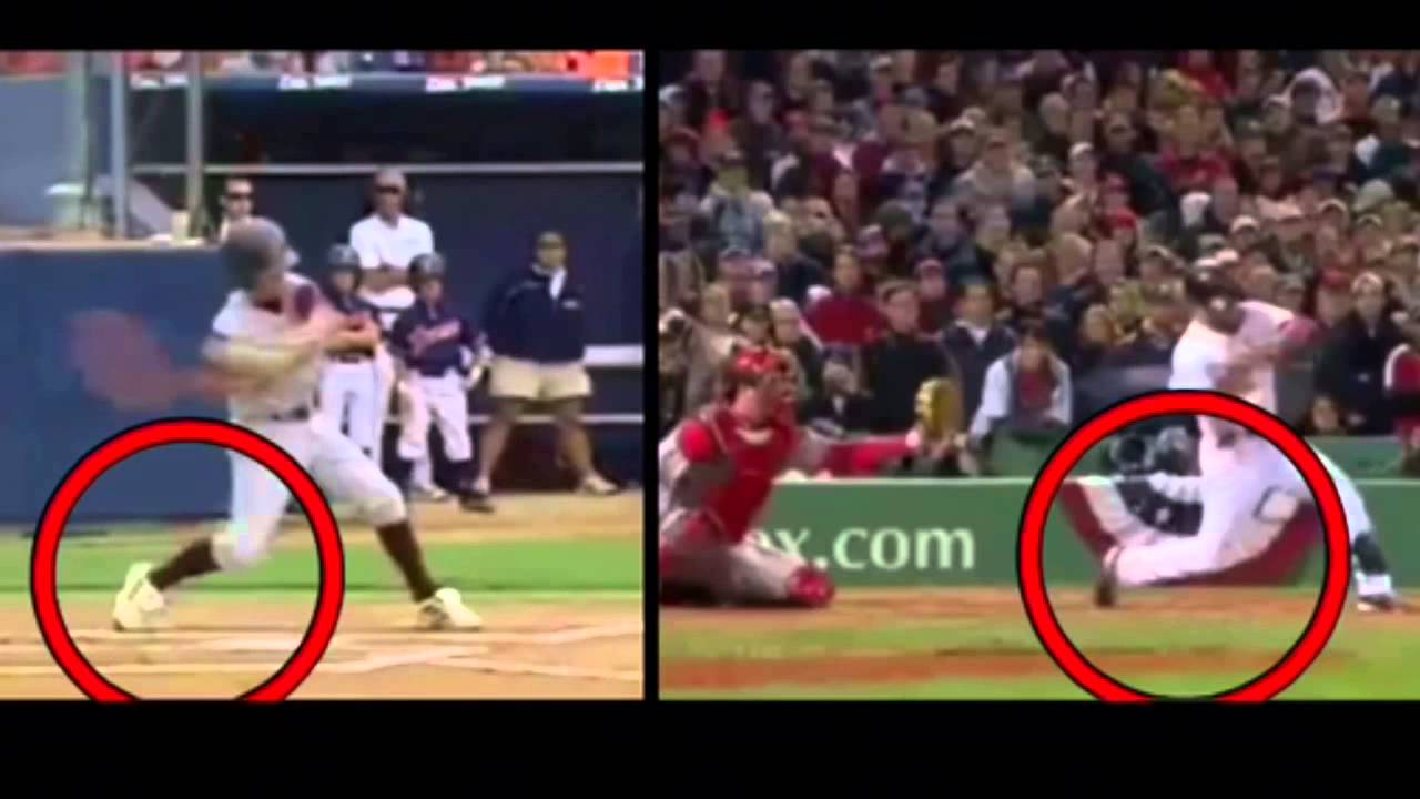 Dustin Pedroia Swing Analysis - ASU vs. Boston Red Sox