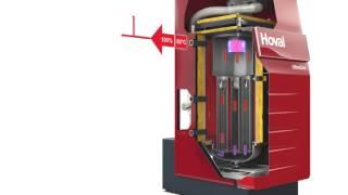 UltraGas® - може би най-ефективния кондензен котел в света.