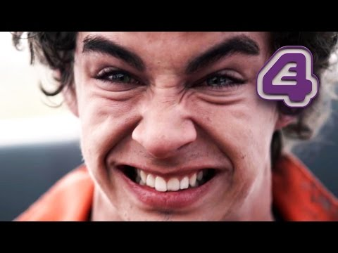 Misfits | Nathan's Funniest Moments Of Series 1