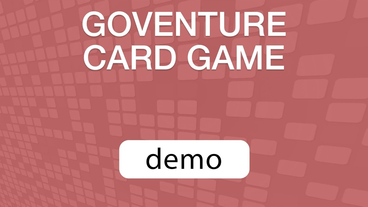 GoVenture Card Game - Quicklook Video