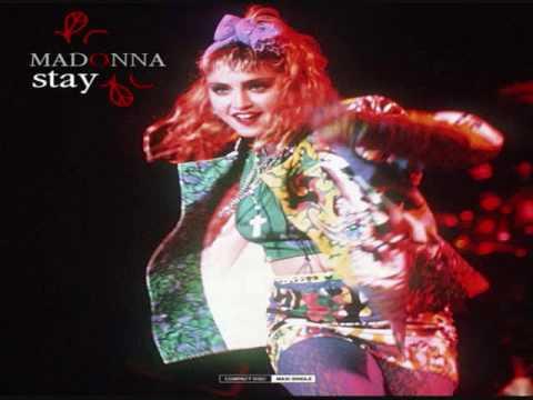 Madonna: Stay ['81] [Demo]