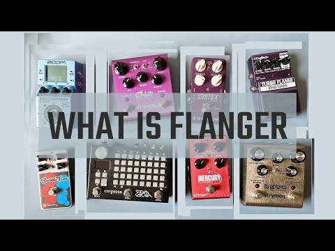 WHAT IS FLANGER?