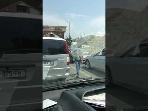 Azərbaycan-Gürcüstan  Qırmızı körpu gömrüyündə vəziyyət!