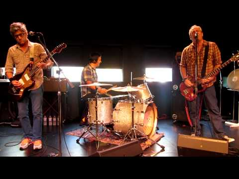 "Mike Watt + Missingmen   ""Hyphenated Man"""