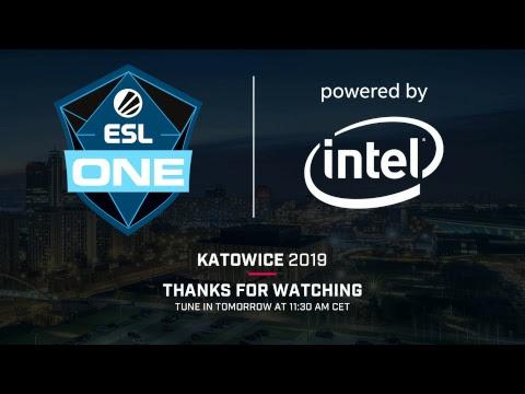 LIVE: Ninjas in Pyjamas vs. Alliance - Map 2 - Group B - ESL One Katowice 2019