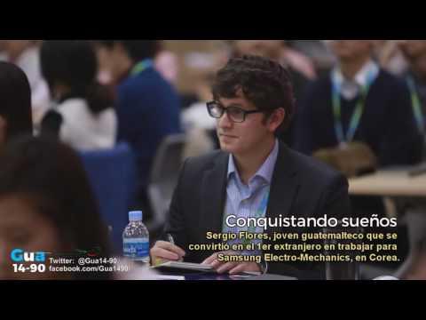 Conquistando sueños - Sergio Flores
