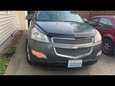 How to quickly replace headlight Chevy Traverse (detailed guide)