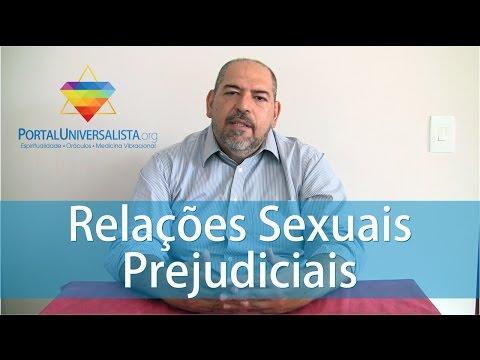 Relações Sexuais Prejudiciais: Como prevenir e me reenergizar