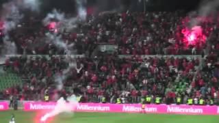 LOUCURA depois do golo de Jiménez   Rio Ave - BENFICA
