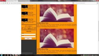 Cara Membuat Blog Sendiri Dari Nol Sampai Selesai - HTML CSS Part 9/11 Mp3