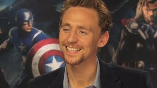 Tom Hiddleston (so you are the nicest guy in the Universe?)