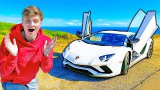 BUYING $500,000 LAMBORGHINI AVENTADOR!! (DREAM CAR)