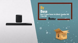 Save On Bose Soundbar 500 With Alexa Voice Control Built-In / Countdown To Christmas Sale!
