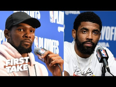 Kevin Durant and Kyrie Irving are the most miserable NBA players - Tony Kornheiser | First Take