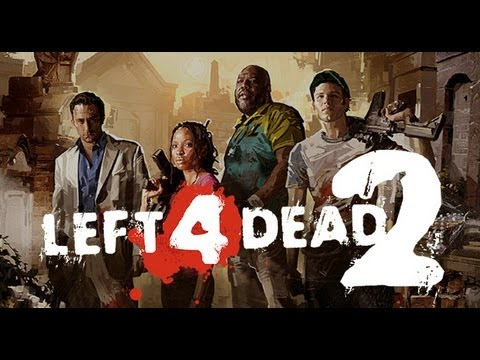 Left 4 Dead 2 Gameplay (Carnival) (Jugando Ep. #1) Matando zombies con GamerTheMorc - HD