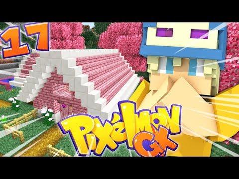 COSTRUIAMO LA CASA DELLA MIA RAGAZZA! - Minecraft ITA - Pixelmon GX #17