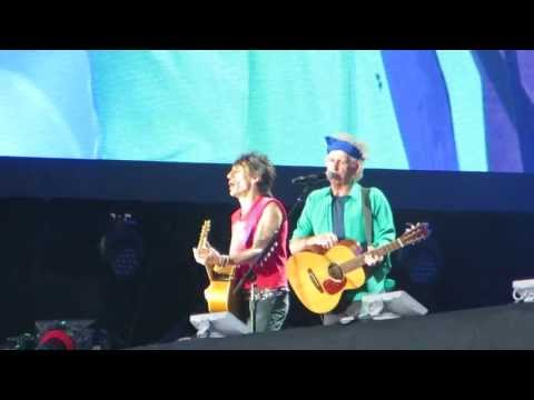 You Got The Silver - Rolling Stones - Hyde Park 6 July 2013