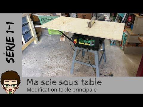 scie circulaire sur table parkside ptk 2000 lidl schepp doovi. Black Bedroom Furniture Sets. Home Design Ideas