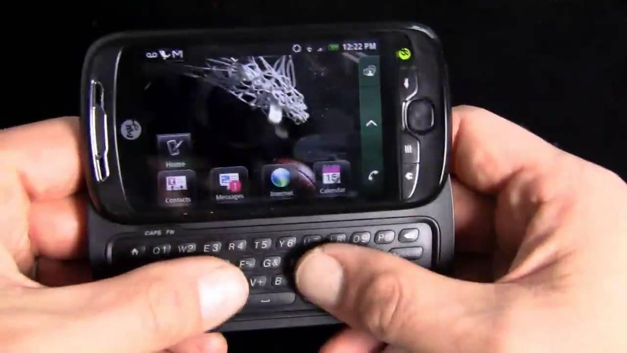 t mobile mytouch 3g slide review hardware youtube