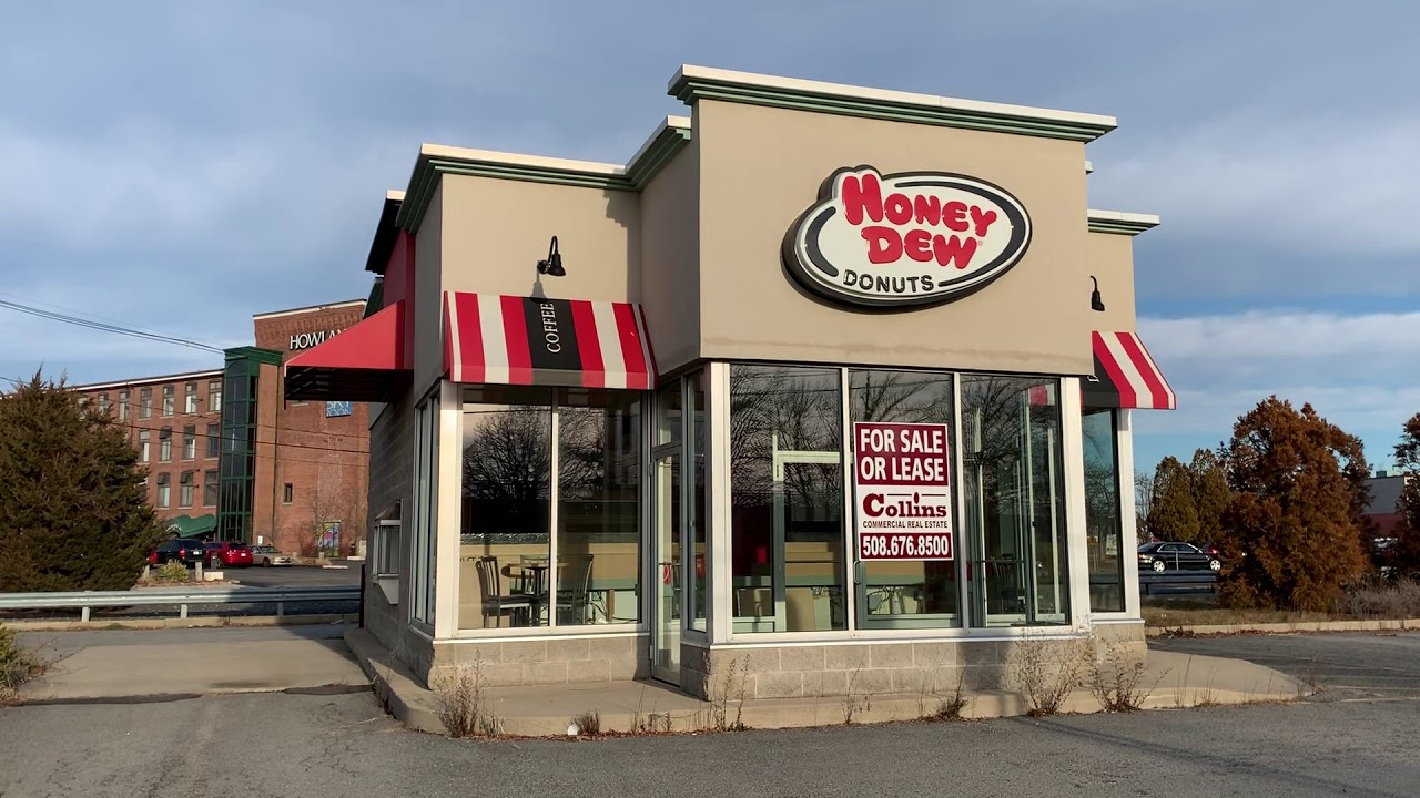 TBT #97 - Abandoned Honey Dew Donuts • New Bedford, MA