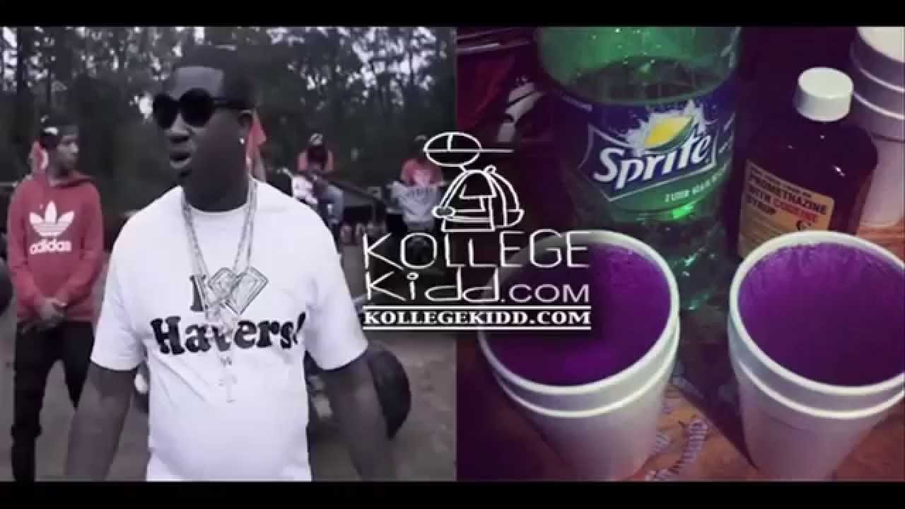 Gucci Mane On Lean Addiction: It Destroyed Me - YouTubeKermit Drinking Lean