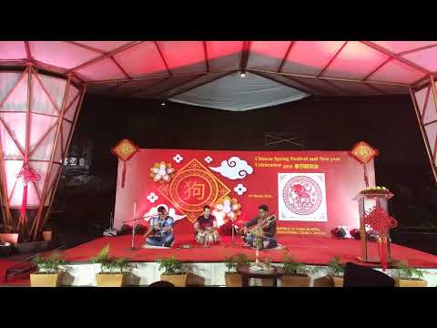 Rock Siddhi Fusion Musical Group performed @Chinese embassy programme at Annapurna hotel durbarmarg
