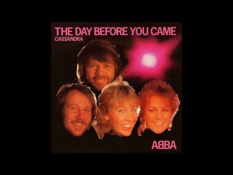 Abba - 1982 - The Day Before You Came -...