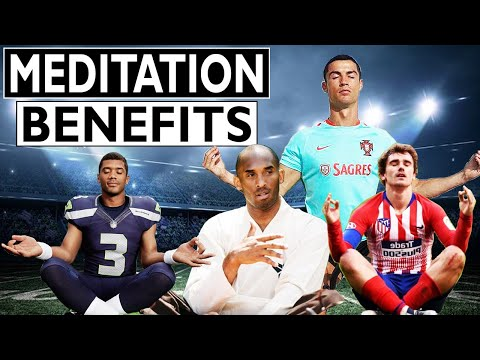 Benefits of Meditation for Athletes