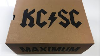 KC Rebell & Summer Cem - Maximum Box Unboxing