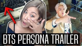 Download BTS PERSONA REACTION/THEORY | (방탄소년단) MAP OF THE SOUL : PERSONA Mp3