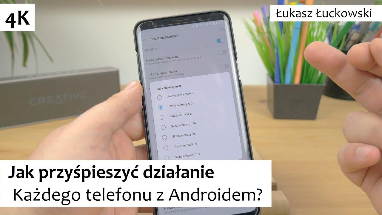 Download Jak przyśpieszyć działanie Każdego telefonu z Androidem?   Prosty Trick