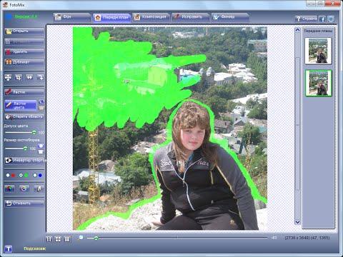 Скачать простую программу для создания фотоколлажей