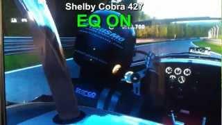 GT5 Realistic Sound Mod Demo - Ferrari F430, AC Cobra, Lexus LFA, Gallardo LP560