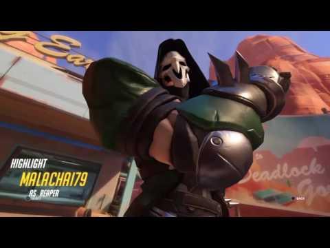 Overwatch: My Top Ten Reaper Death Blossoms