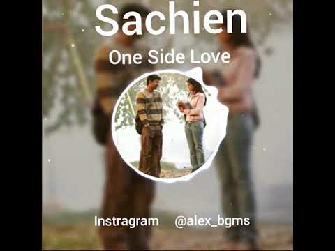 Sachien Movie Oneside Love Bgm......Thalapathy Vijay....Dsp....Lovers.....Love Bgms...