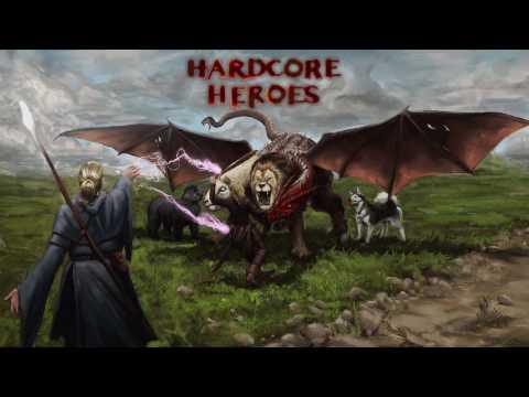 Hardcore Heroes Arcadia: 003 Part 3